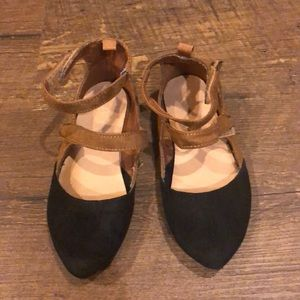 Toddler Suede Flats